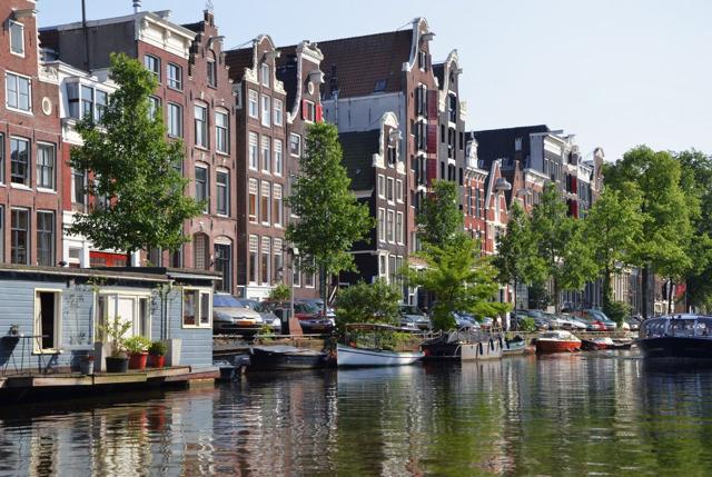 compara precios de hoteles en el centro de Ámsterdam