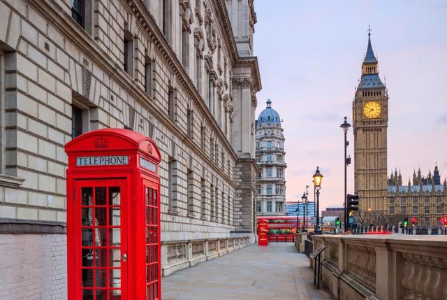 compara precios de hoteles en el centro de Londres