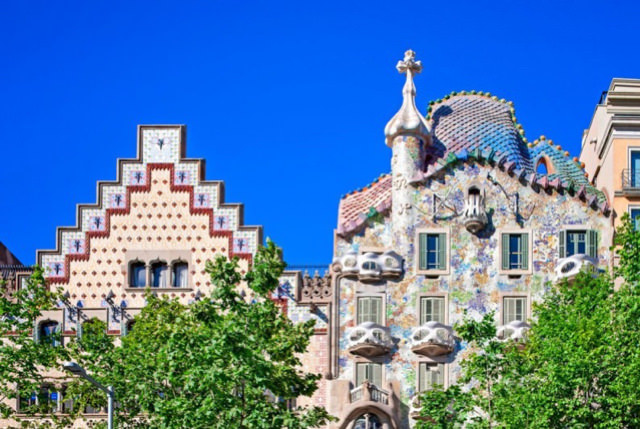 compare hotel prices in downtown Barcelona